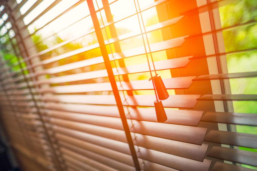 Window blinds in Morristown, New Jersey